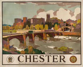 Squirrell, Leonard Russell (1893-1979) - Chester, Lms