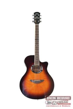 Yamaha Acoustic Electric Guitar