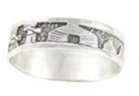 Storyteller Band Ring
