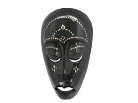 Wood Aborigine Mask
