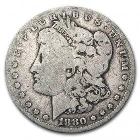 1878-1904 Morgan Silver Dollar Good