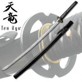 "40"" Hand Forged Samurai Sword"