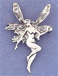 Beautiful Vintage Fairy Brooch