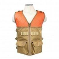 Vism By Ncstar Hunting Vest/blaze Orange And Tan