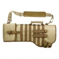 Vism By Ncstar Tactical Rifle Scabbard/tan