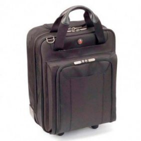 Targus Corporate Traveler Vertical Roller Case - Black