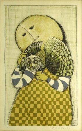 Graciela Rodo Boulanger, Bolivian (b. 1935) Color