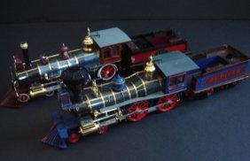 2Brass Locomotives