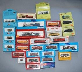Ho Scale Model Trains The Prussia Mantua Etc
