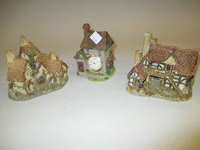 Quantity Of Various David Winter, Lilliput Lane And