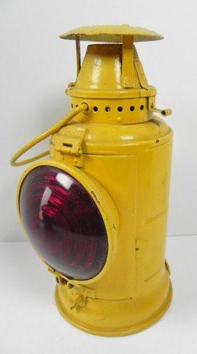 Adlake Lamp Pa Railroad Lantern