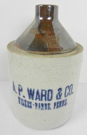 A.p. Ward & Co, Jug