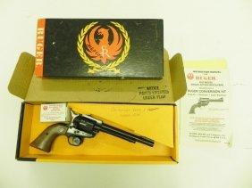 Ruger .22 Cal Revolver
