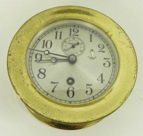 Chelsea Ship Clock