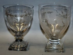 A Goblet Engraved With Fruiting Hops, 5