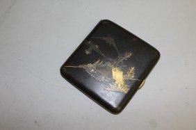 A Japanese Komai Cigarette Case. 3
