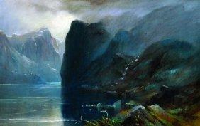 William John Roffe (c.1820-c.1890) British. A