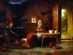 Frederick Daniel Hardy (1826-1911) British.