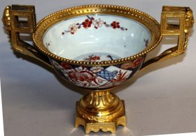 199. A Good 19th Century Samson Of Paris Porcelain And