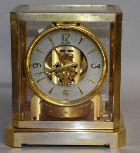 300. A Jaeger-lecoultre Atmos Clock, No. 45956.