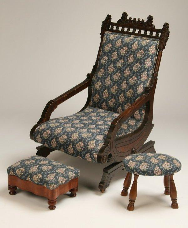 Bon Victorian Rocking Chair Styles