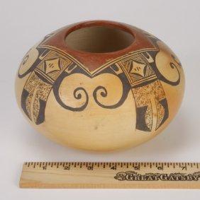 Hopi Polychrome Seed Pot, Rachel Nampeyo