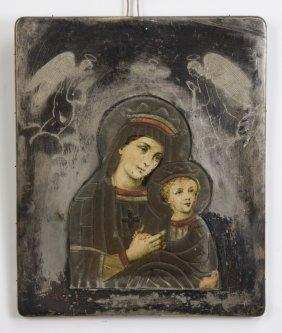 Early 19th C. Greek Orthodox Icon