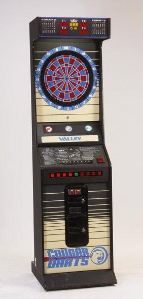 Valley Cougar Electronic Dart Game