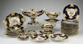 30-pcs. Continental Porcelain Dessert Service