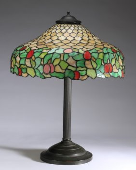 Early 20th C. Wilkinson Table Lamp