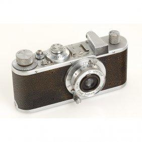 Snapshot' Standard Chrome, SN: 314340, 1939