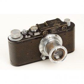 II Mod. D Black/Chrome, SN: 258091*, 1937