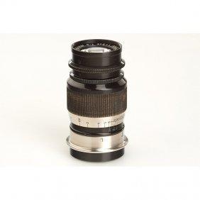 Elmar 4/9cm Black/Nickel, SN: 94181, 1932