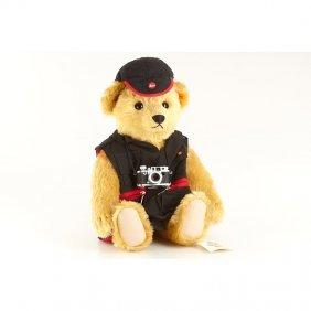 Steiff  Leica Teddy Bear, 2000