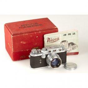 Nicca Type-III S, SN: 54245, 1953