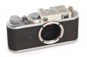 Leica Ii Chrome Conversion