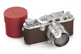 Leica Iiia Chrome