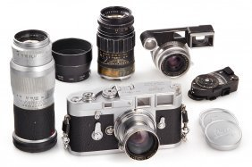 Leica M3 Outfit 'max Ehlert'