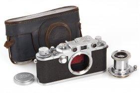 Leica Iiic Chrome 'luftwaffen-eigentum' *