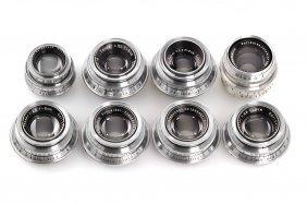 Exakta 66 & Kine-exakta Lenses (various)