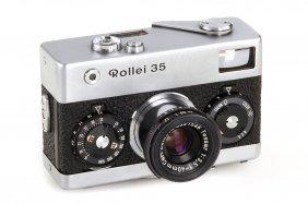 Rollei 35 0-series Rollei-compur-gossen-zeiss