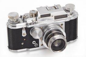Candid Camera Perfex 35mm Prototype *