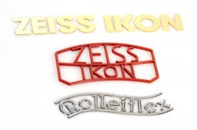 Zeiss Ikon And Rolleiflex Advertising (various)