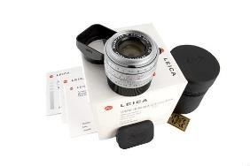 Leica: Summicron-M  2/35mm ASPH. Chrome