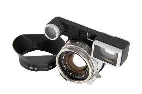 Leica: Summilux  1.4/35mm M3 Chrome