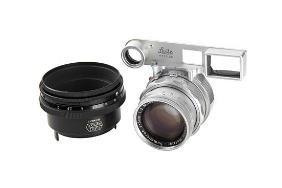 Leica: Close-Focus Summicron  2/5cm