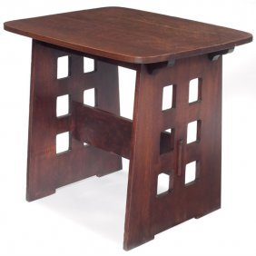 Limbert Table, #140