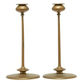 Jarvie Candlesticks, Beautifully Matched Pair