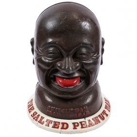 Antique Black Americana Smilin' Sam From Alabam': The