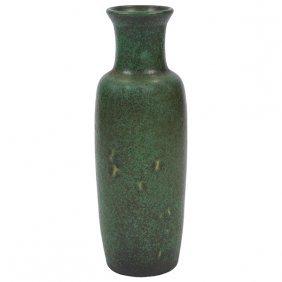 Teco, W.d. Gates (1852-1935), Designer Vase, #162